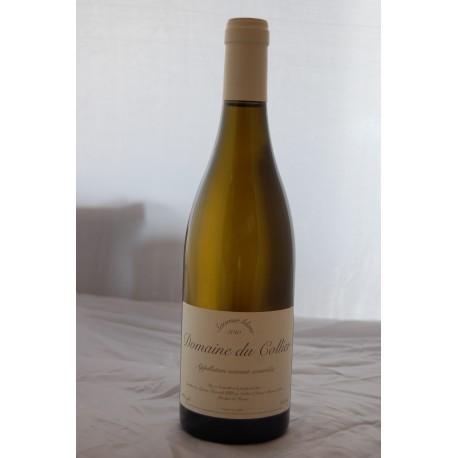 Saumur Blanc 2012, Domaine du Collier