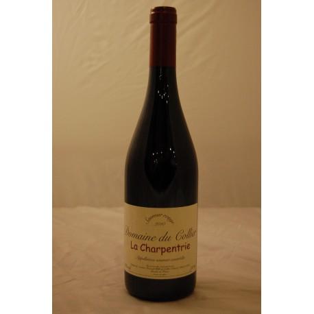 Domaine du Collier, La Charpentrie 2010, Saumur rouge